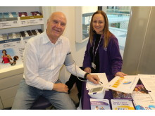 Wolverhampton optician hosts award-winning clinic, revealing over half of residents have stroke risk symptoms