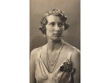 Arveprinsesse Caroline-Mathilde, 1944.