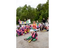 Första spadtag för Råbäckens förskola