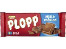 Plopp mjölkchokladkaka 75 gram