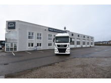 MAN Danmark har solgt sin filial i Svenstrup, syd for Aalborg til Uggerhøj koncernen