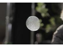 Sony 4K Ice bubbles