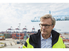 Magnus Kårestedt, vd på Göteborgs Hamn AB