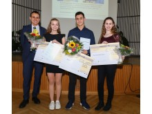 Takeda-Runge-Schülerpreis - Gewinner
