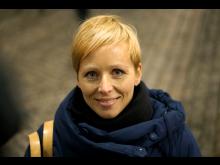 Cecilia Eduards. Foto: Mats Ekblad