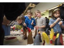 Fossildagen på Naturhistorisk museum