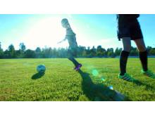 Fotboll på Mora Sports Camp