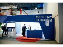 Pop up my Bathroom Atelier