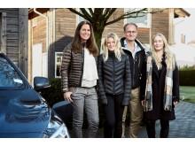 The Hain family