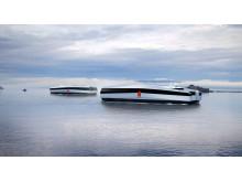 High res image - Kongsberg Maritime - Autonomous vessels