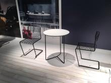 Hightech Grythyttanstålmöbler, Stockholm Furniture