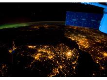 A Beautiful Planet - jorden om natten