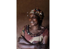 Nzigire Mwa Shekeza vägrar se Kongos kvinnor som offer