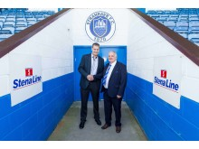 Stranraer FC signs another ferry good deal