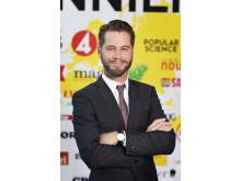 Jan Lund, Affärsutvecklings- och strategichef, Bonnier AB