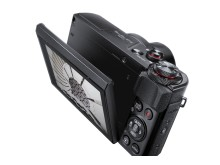 PowerShot G7X MkII Gallery Tilt Screen WH Beauty