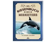 Das Riesenbuch der Meerestiere - Cover