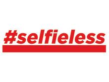 #selfieless logo