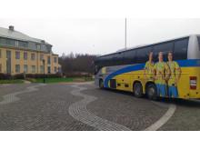 Damlandslaget i innebandy laddar på Varbergs Kurort