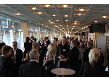 Mingelkväll på Råsunda stadion - Årets Affärsnätverkare
