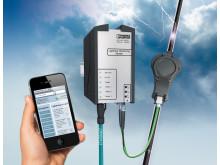 Forebyggende vedligeholdelse med lynstrømsovervågning