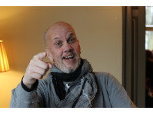 Eddi Eidsvåg, gründer Pøbelprosjektet