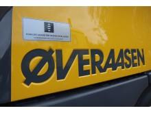 Flyplassutstyret fra Øveraasen AS har fått designpris.