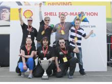 Baldos bästa svenska bil i Shell Eco Maraton