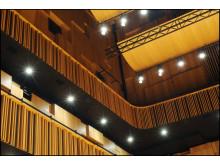 Detaljer i konsertsalen