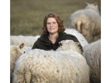 Lisa Schneider, drivande i Foderhjälpen2018, utses till årets viktigaste person för svenskt lantbruk av tidningen Land Lantbruk.