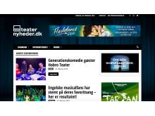 Screendump fra Teaternyheder.dk