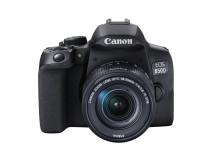 Canon EOS 850D  EF-S18-55mm F4-5.6ISSTM BK FRA