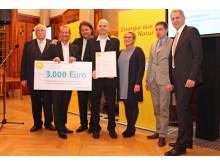 Bürgerenergiepreis Oberfranken 2015: BioEnergieDorf Willersdorf