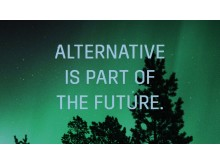 alternative is part of the future