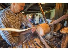 Speilzeug Museum outside Seiffen_Ring Turning Wood Carving_Foto_TVE-Greg_Snell_snellmedia.com
