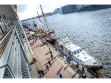 Hi-res image - Oceanology International - The dockside at ExCeL London will feature more live technology and vessel demonstrations in 2018