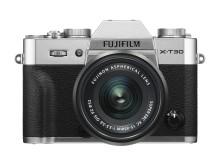 FUJIFILM X-T30 silver XC15-45