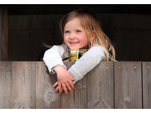 Barnehagejente og nye Safari müsliyoghurt