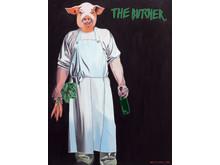 butcher white logo