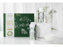 Der chinesische Milchproduzent Mengniu wertet seine Premiumlinie für Bio-Milch auf und bringt seine Produkte in der Tetra Prisma® Aseptic 250 Edge mit DreamCap™ auf den heimischen Markt.