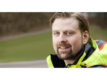 Andreas Bäckström - Foto Svante Örnberg