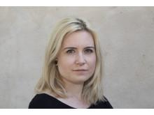 Maja Ahrman, vice ordförande Roks