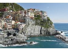 Vandretur i Cinque Terre i Italia