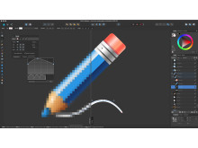 Affinity Designer v1.5 screenshot