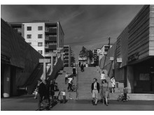 Skärholmen, ur boken 99 Years of the Housing Question in Sweden.