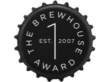 Logga The Brewhouse Award, svart