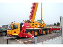 100 tons mobilkran