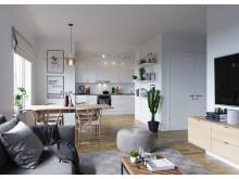 Lägenhet Hogenskildsgatan