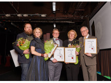 Vinnare Collector's Awards Antikmässan 19 februari 2016