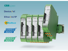 Network-capable hybrid motor starters